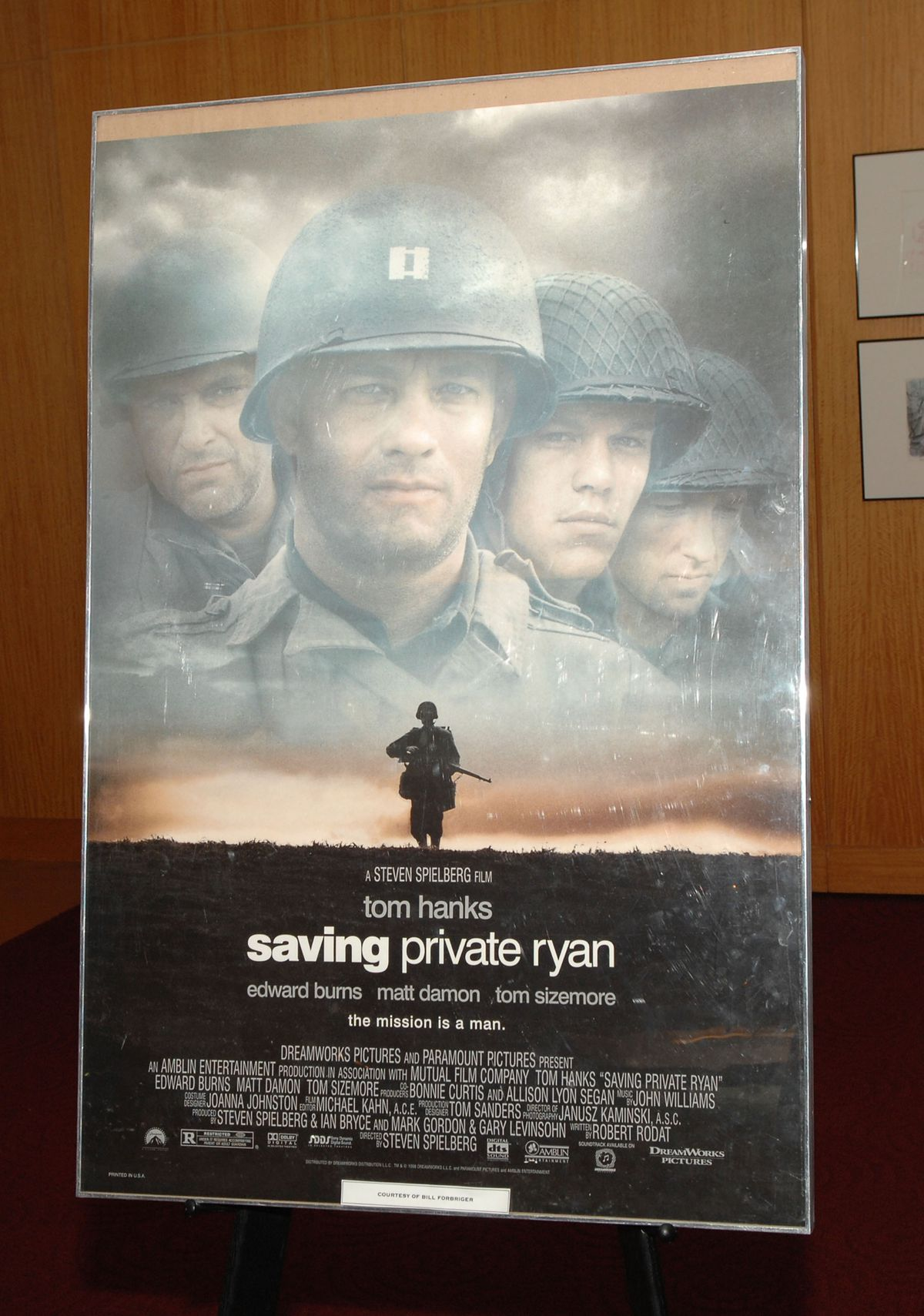 AMPAS Great To Be Nominated Screening Of 'Saving Private Ryan'