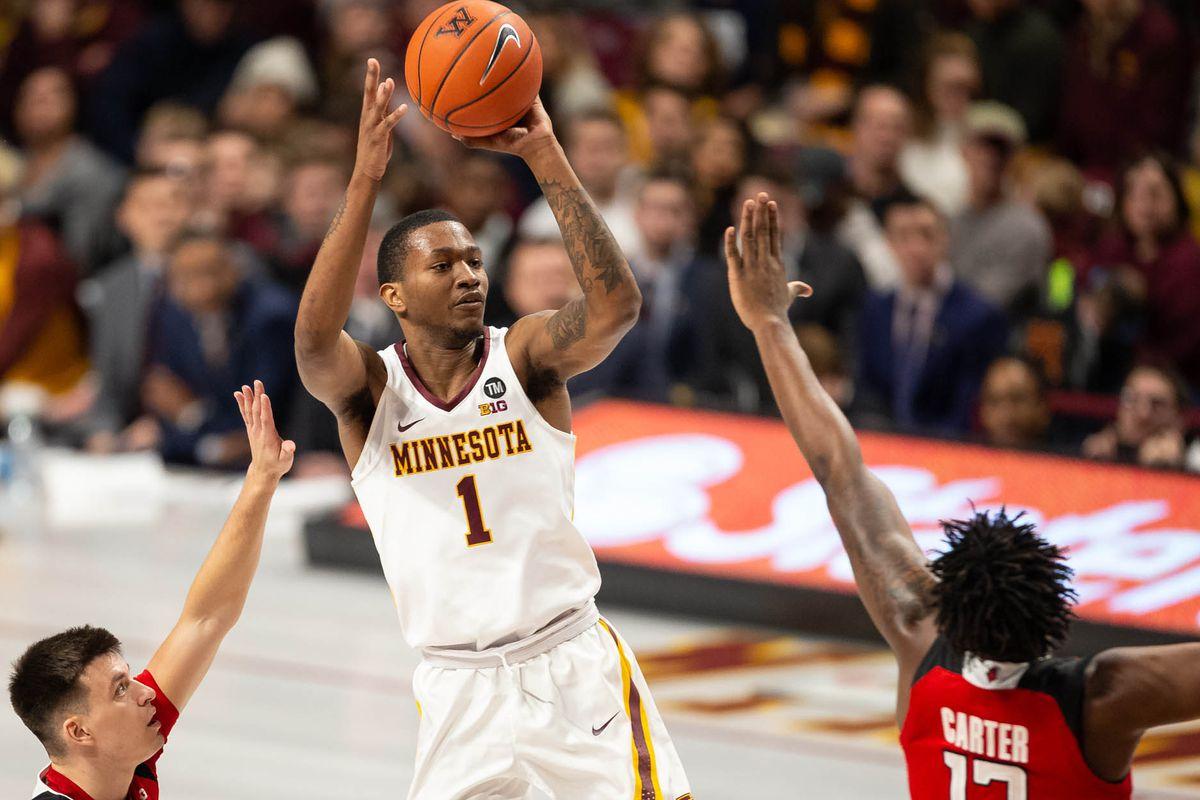 NCAA Basketball: Rutgers at Minnesota