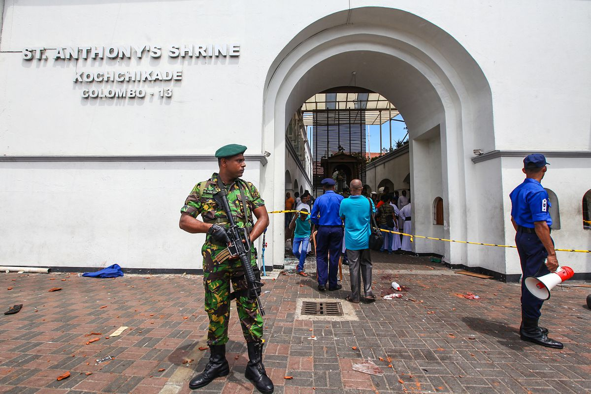 Recode Daily: Sri Lanka blocks Facebook and Twitter following Easter morning attacks