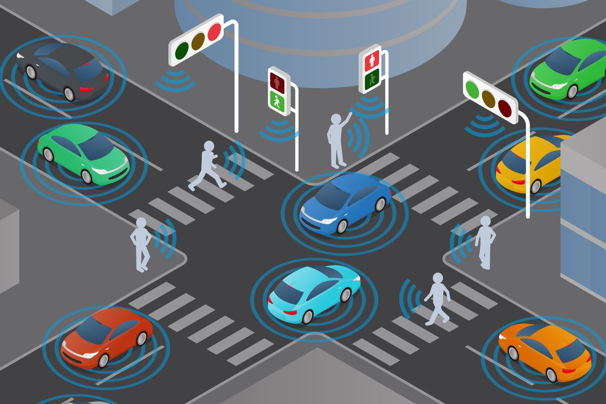 How will driverless cars change street policing? - Curbed