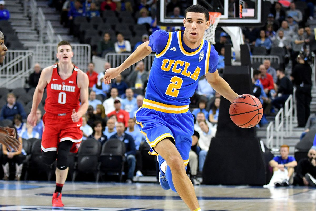 NCAA Basketball: Ohio State vs UCLA