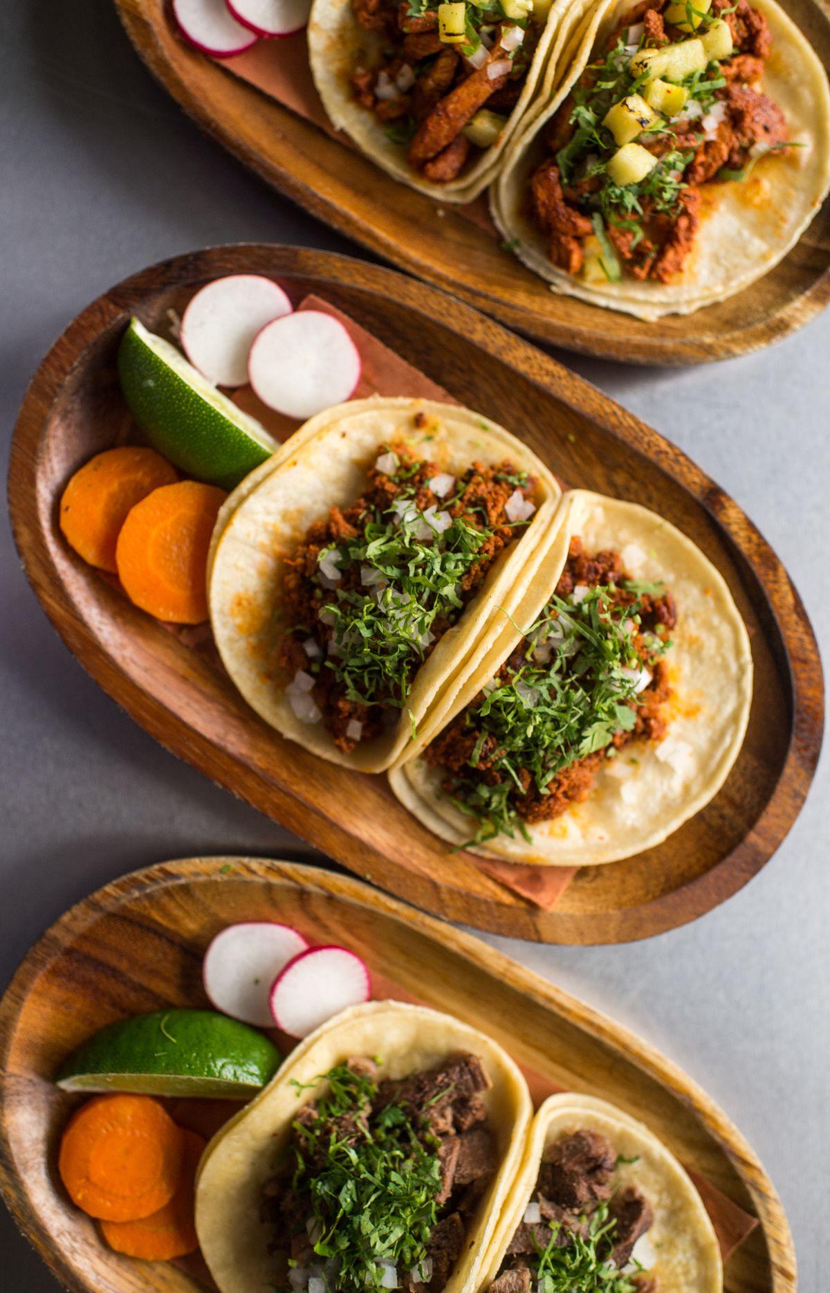 Casa Enrique tacos