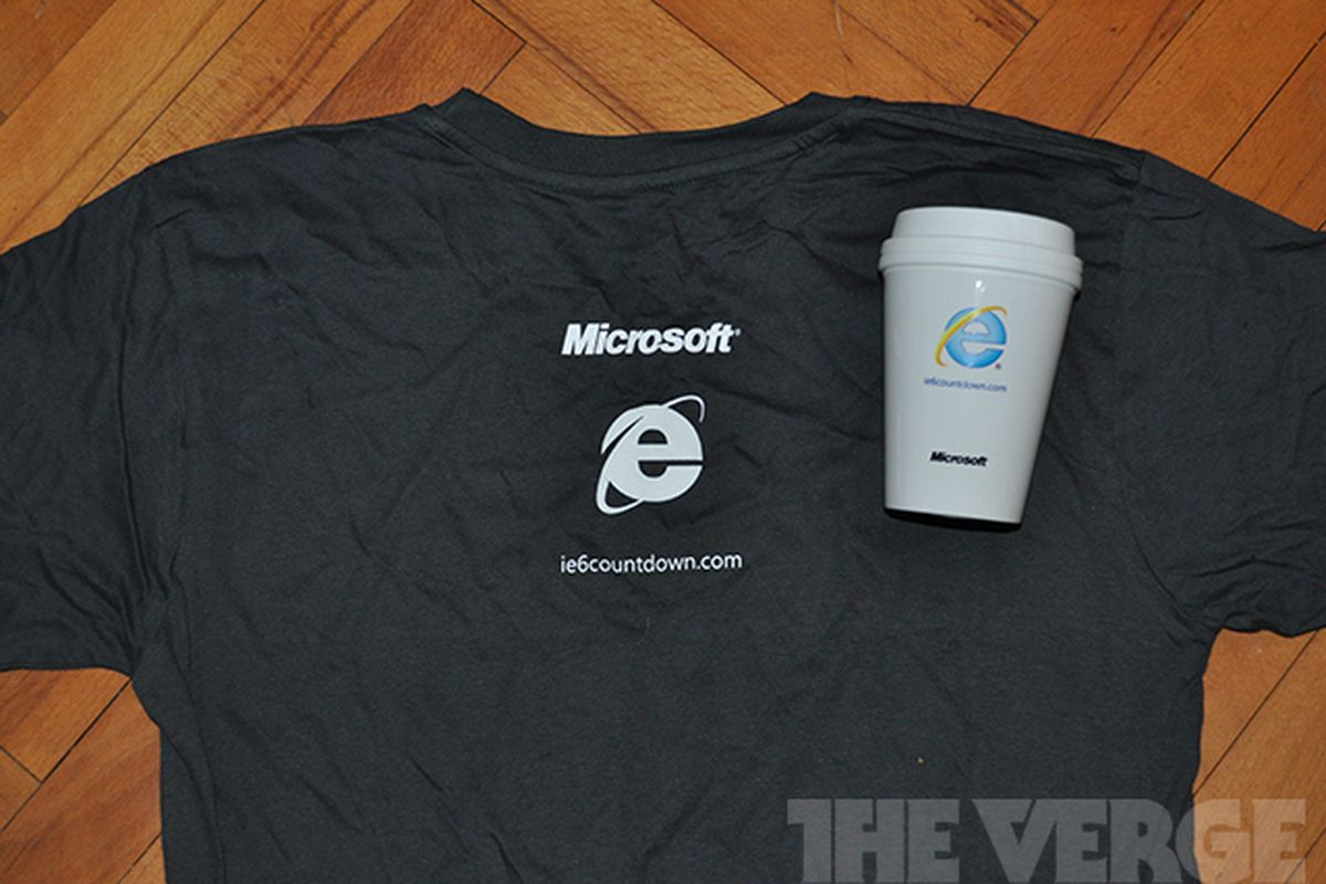 Ie6 Usage Drops Below One Percent In Us Microsoft