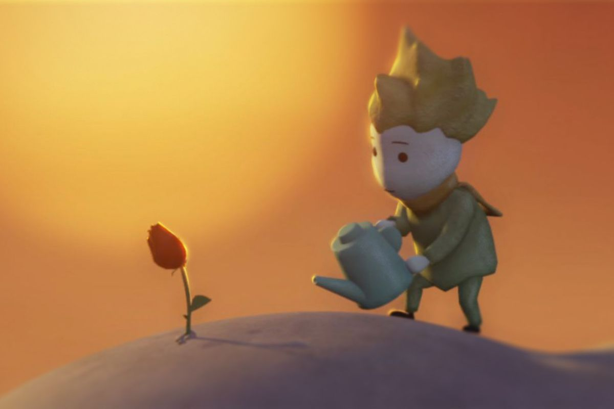 Little Prince New York the little prince in vr is like a diorama come to life - the