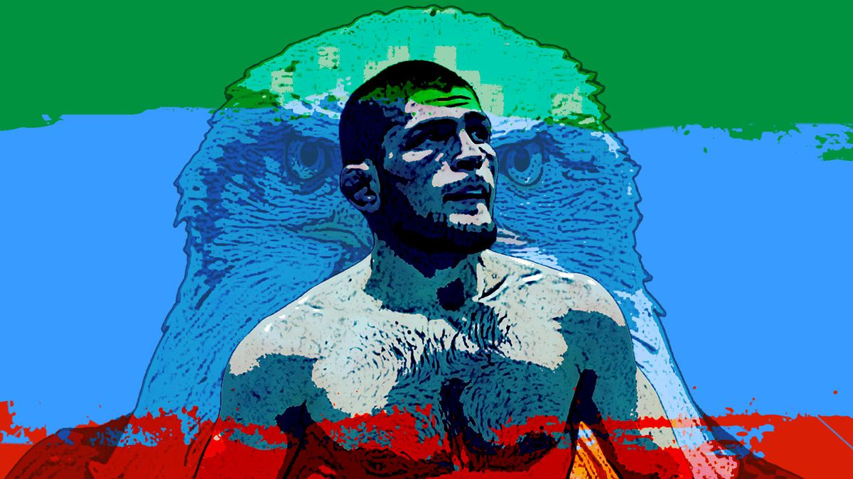 The Eagle Bear And Fighter Bloody Elbow Do Not Need Want Fan Kill Switch To Be Illuminated When Ufc News