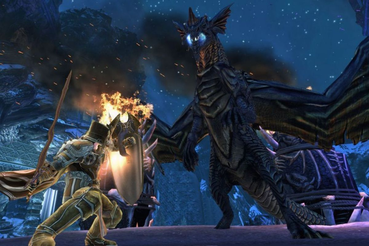 Neverwinter Mmo Is Coming To Xbox One Next Year Polygon