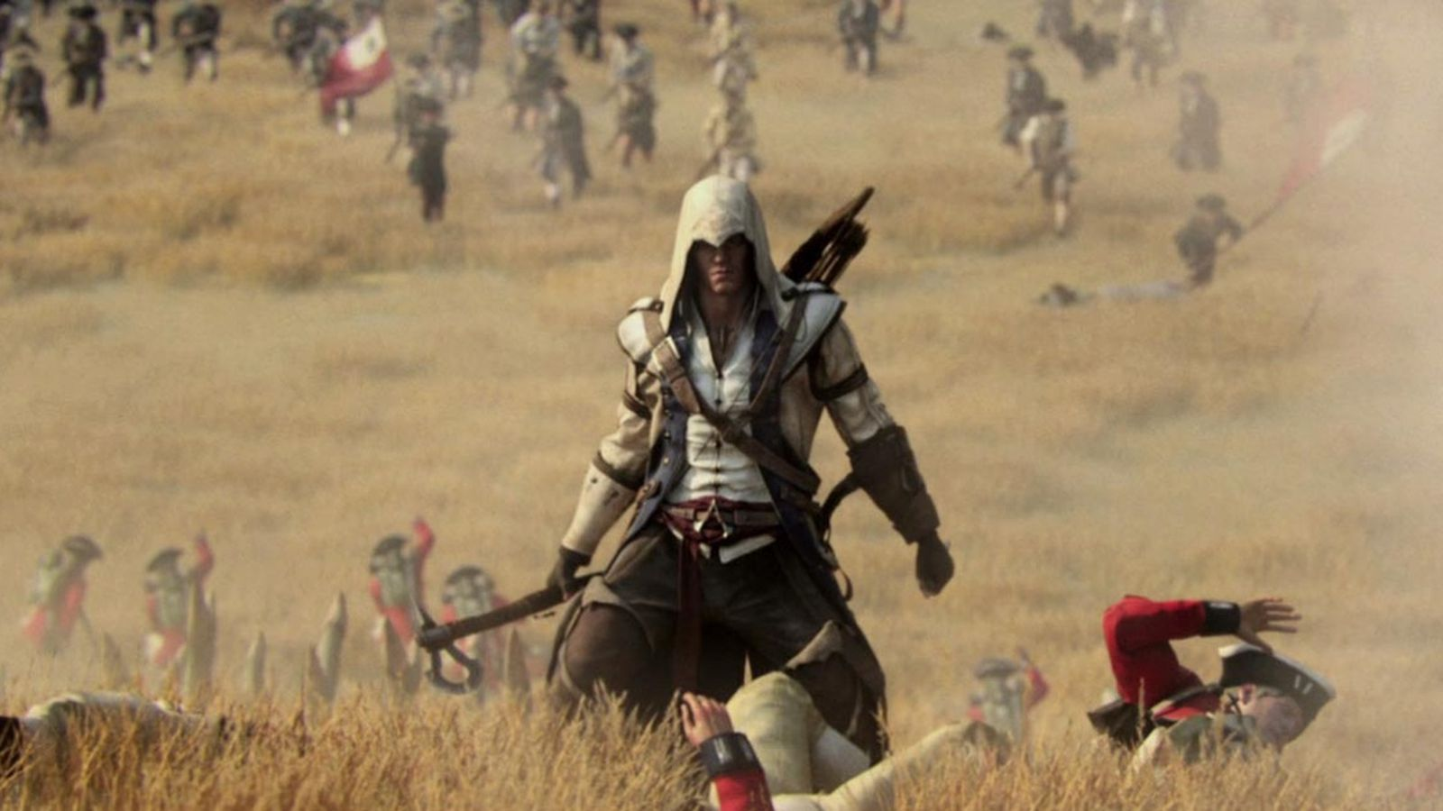 Assassin S Creed 3 Patch Addresses Crashes Mission Breaking Bugs