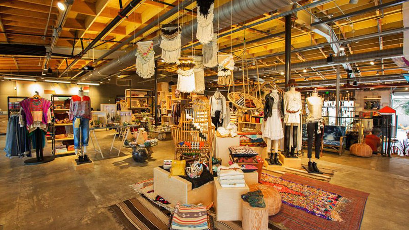 Inside Urban Outfitters' Massive, Magical Mecca in Malibu ...