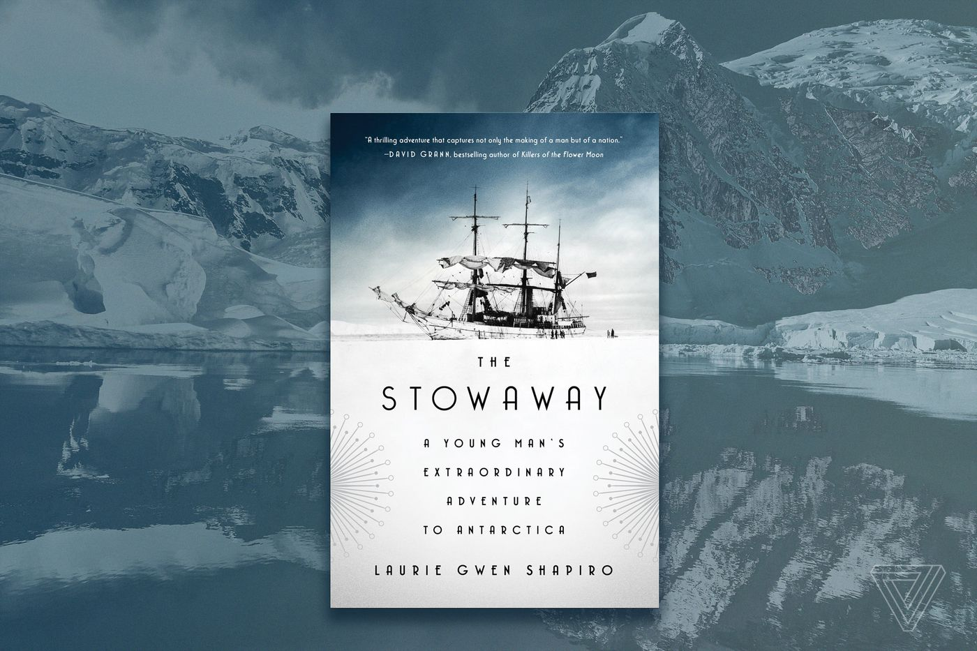 How a teenage stowaway made it to Antarctica 90 years ago