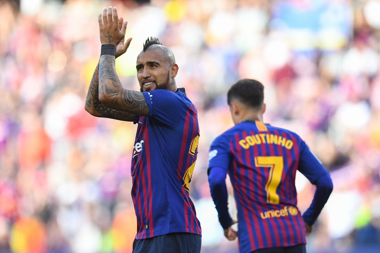 Three things we learned from Barcelona 2-0 Getafe