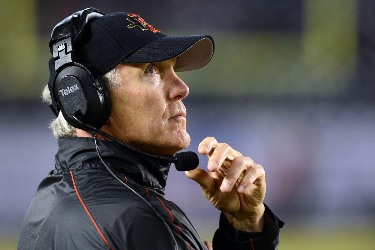 San Diego State Head Coach Rocky Long