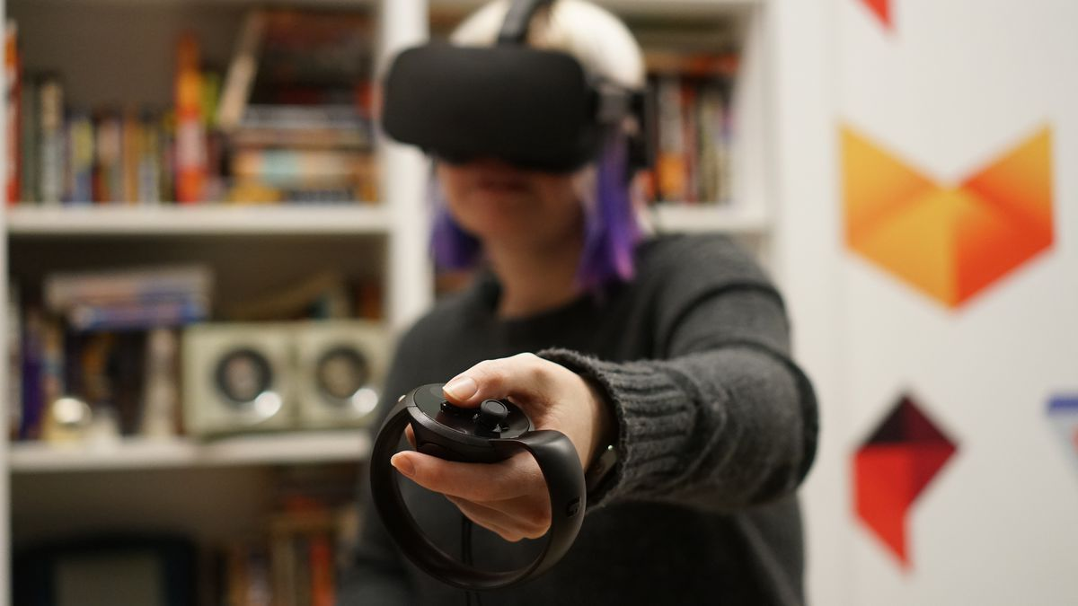 Oculus Touch photo