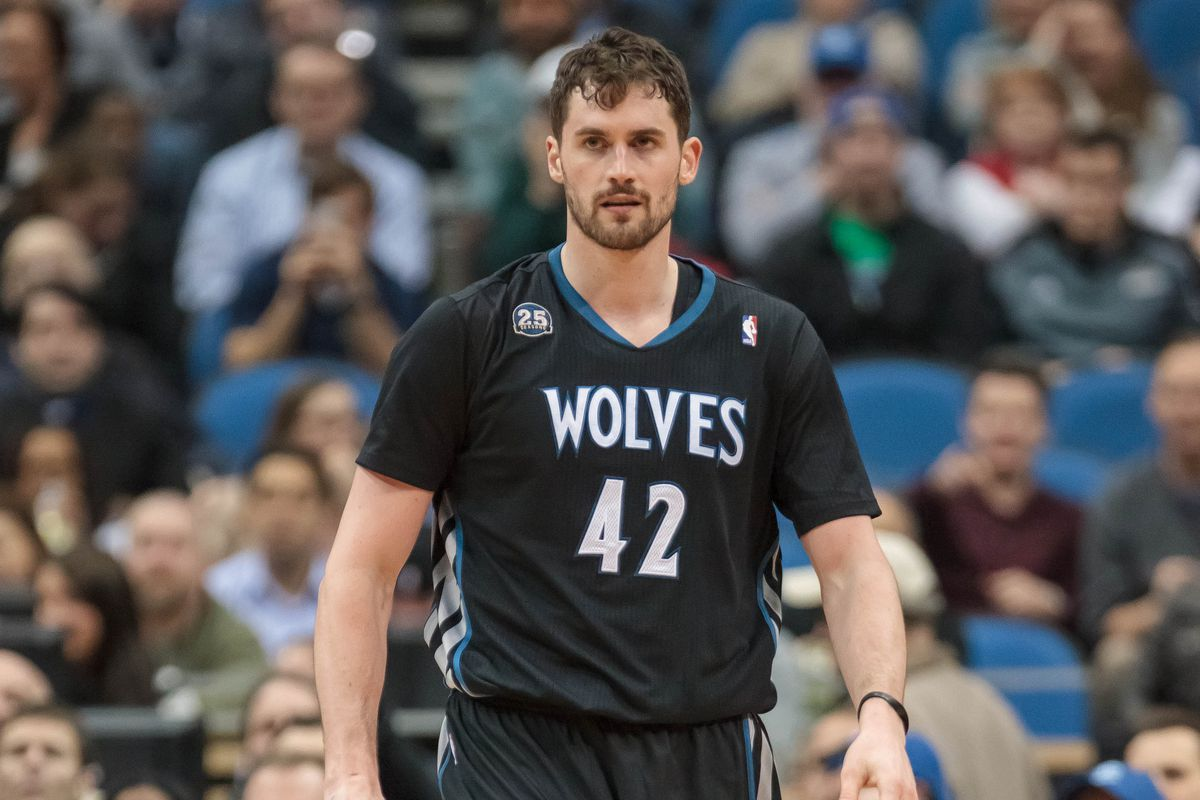 b023ea15ecaa Kevin Love trade rumors  Bulls have made offer for Wolves star