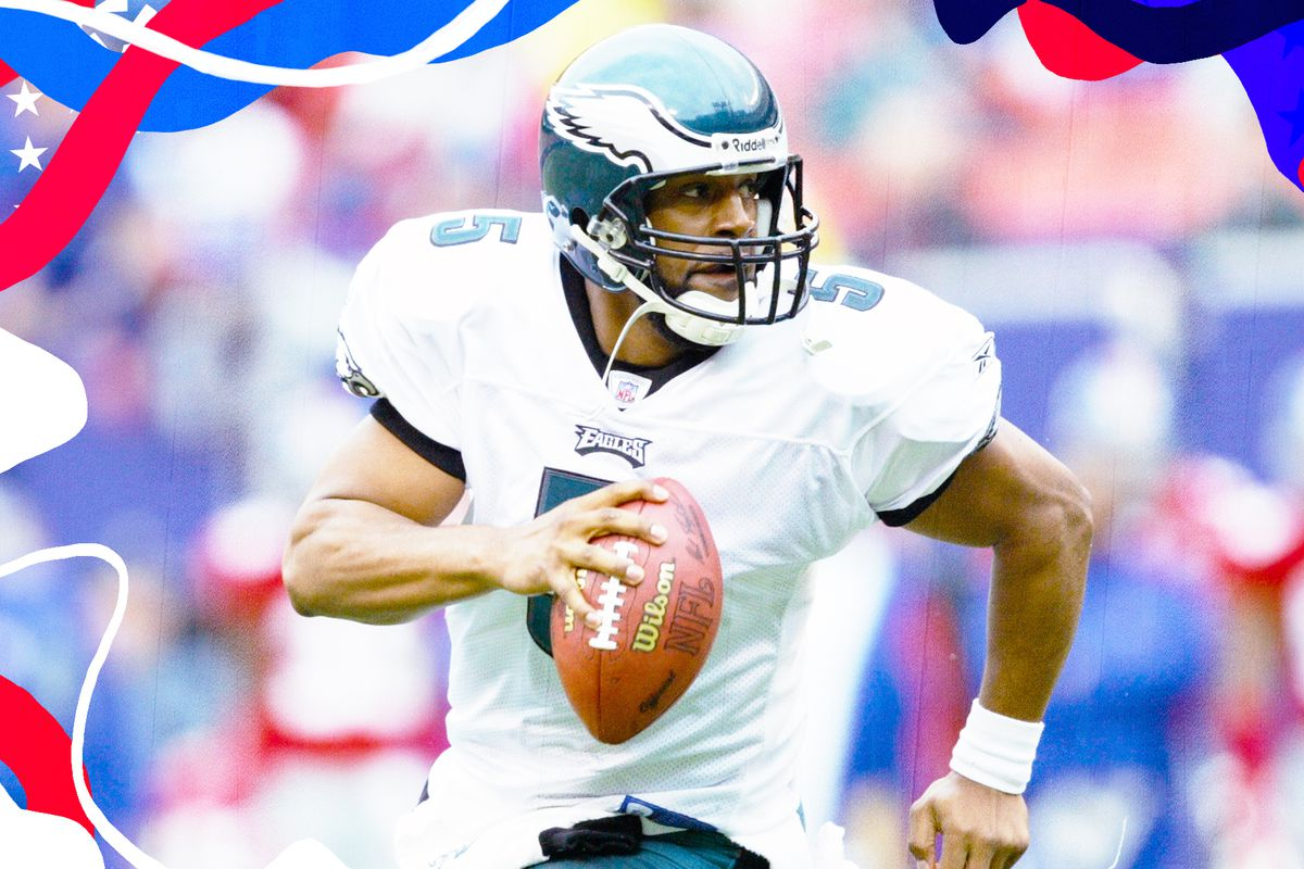 a1db33ab Donovan McNabb shouldn't be defined by the Eagles' never-was dynasty ...