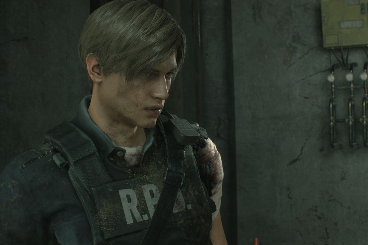A satisfying mix of RE4 and RE7