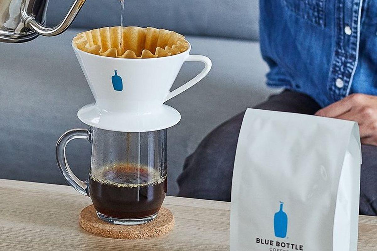 Blue Bottle Cafe New York