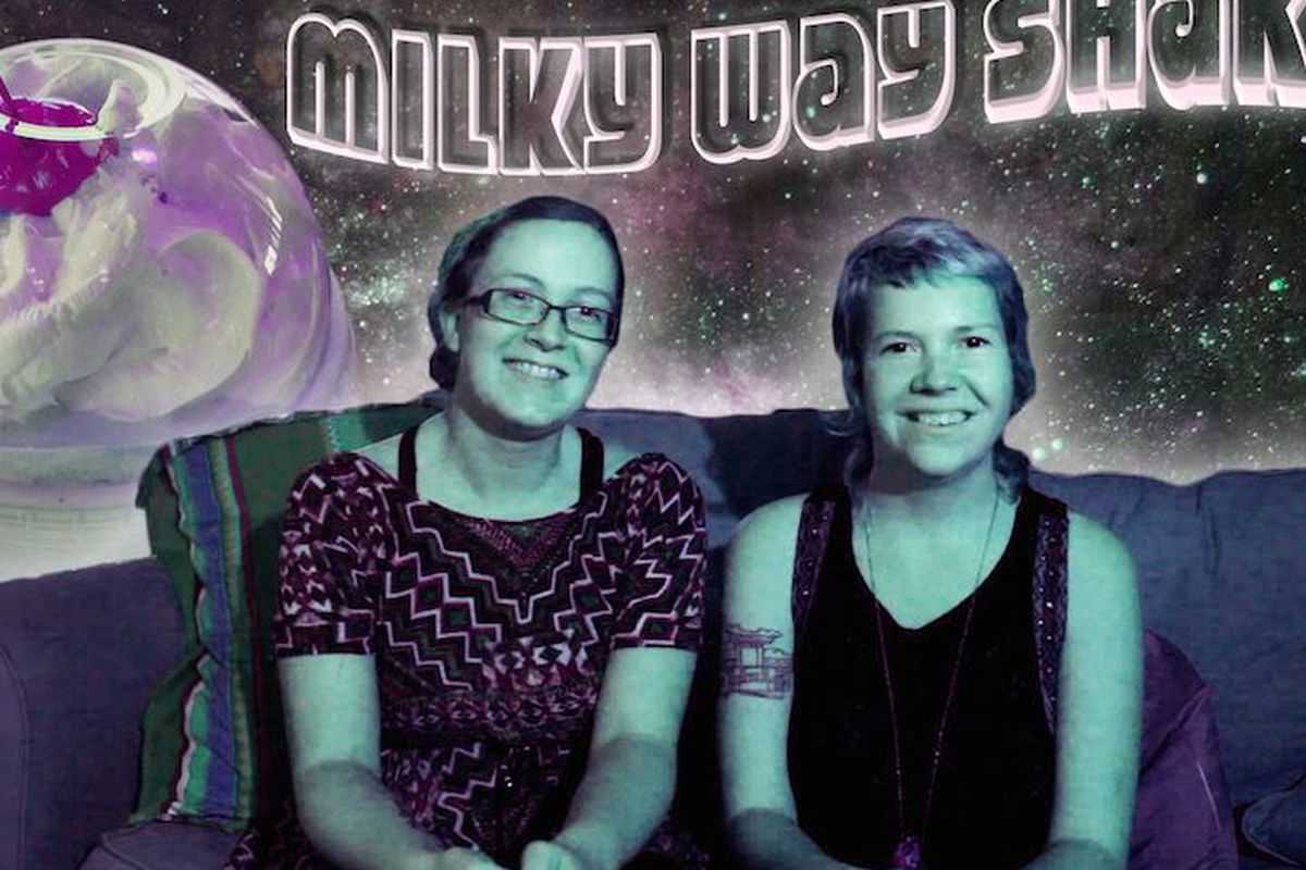 The duo behind Milky Way Shakes