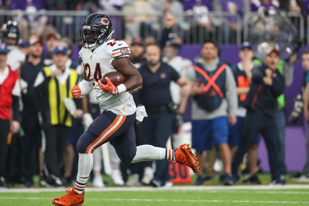 WCG Roundtable  Should the Bears Trade Jordan Howard  - Windy City ... e22e1890e