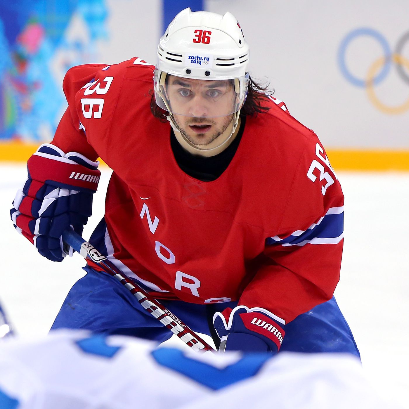 new concept 2a22e 75157 Mats Zuccarello explains hockey in Norway for the Players ...
