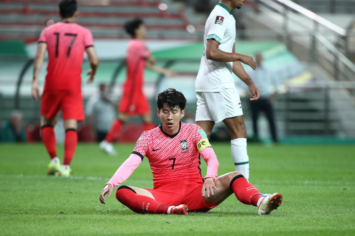South Korea v Iraq - FIFA World Cup Asian Qualifier Final Round Group A