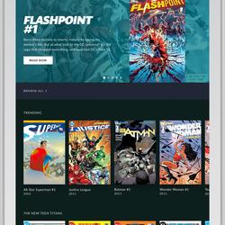 DC Comics推出的流媒体服务不仅仅是节目
