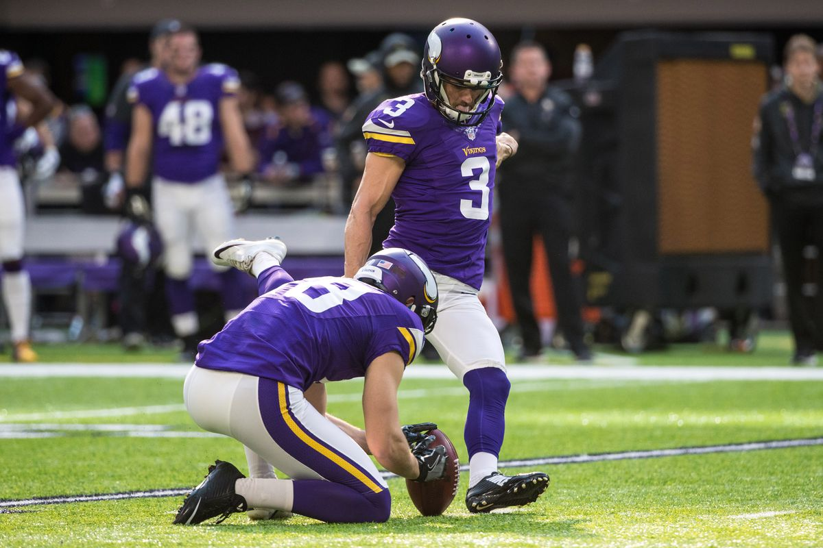 on sale 16ccd ddfff Blair Walsh was released by the Minnesota Vikings because ...
