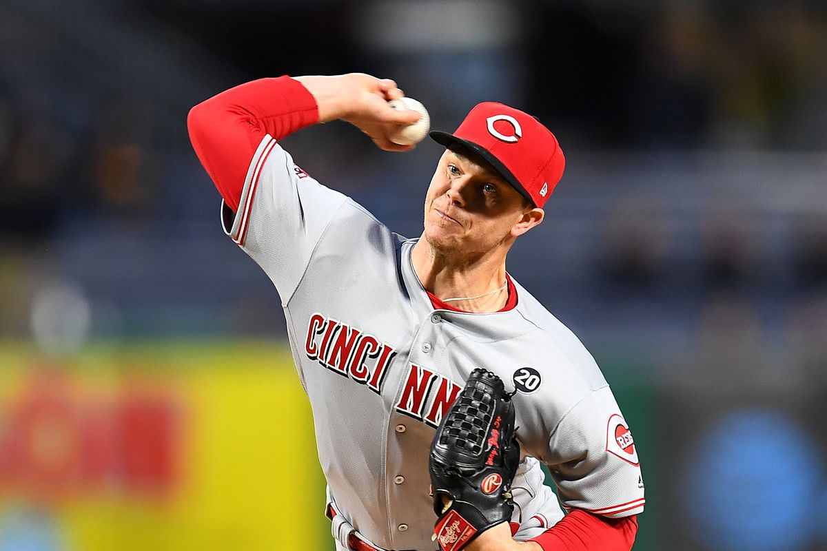 12cabcc030ae Game 17  Reds at Dodgers (3 10 PM ET) - Gray vs. Buehler - Red Reporter