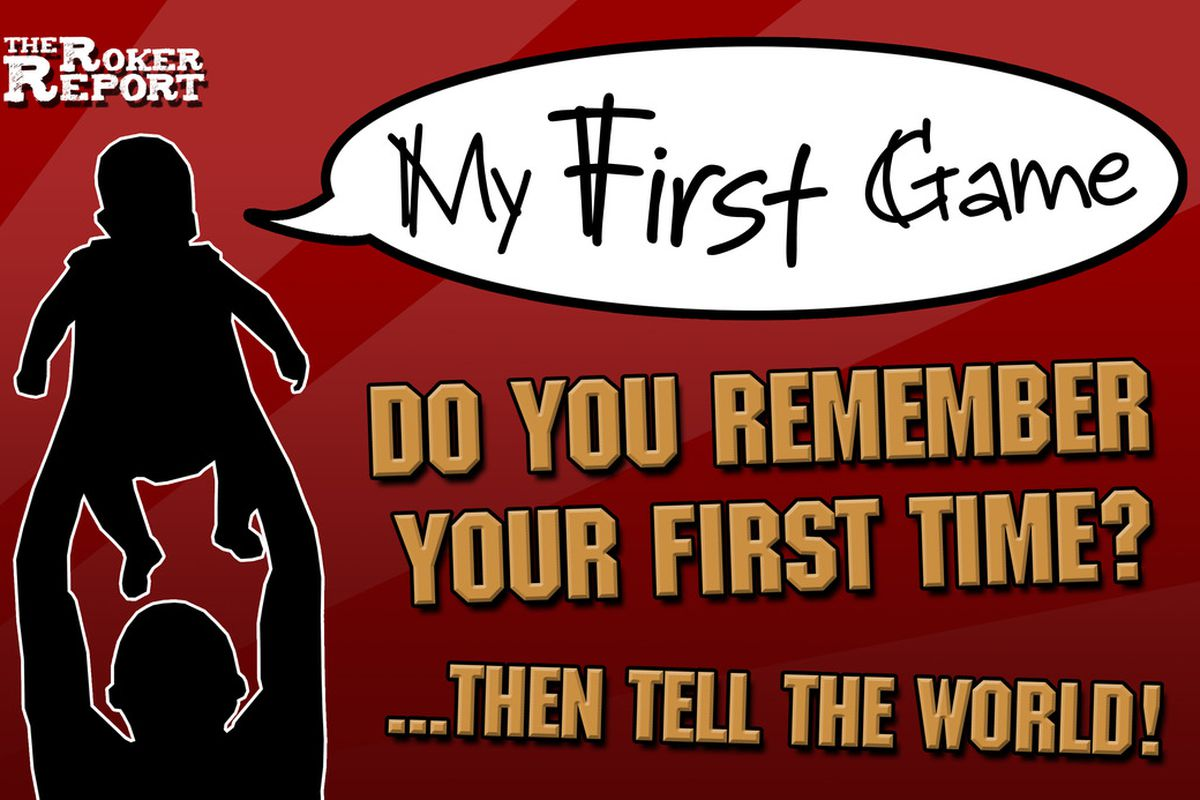 If you remember your first game, then why not tell us about it and you can see your words put up on our site for all the world to see.