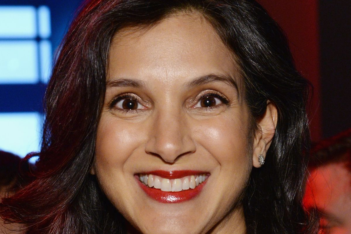NEW YORK, NY - APRIL 29:  Executive Editor of TIME Radhika Jones attends the TIME 100 Gala, TIME's 100 most influential people in the world, at Jazz at Lincoln Center on April 29, 2014 in New York City.  (Photo by Larry Busacca/Getty Images for TIME)