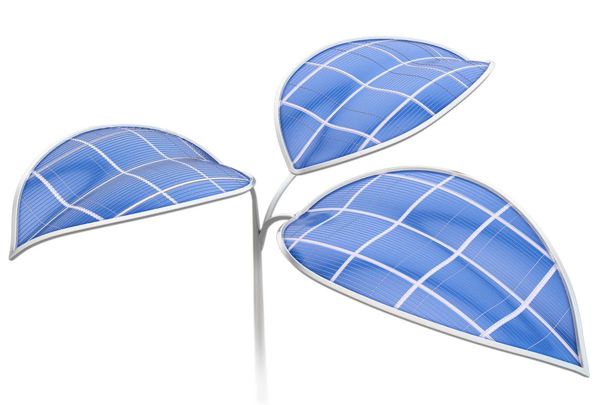 solar leaf