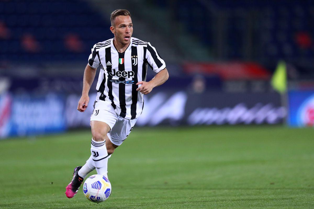 Arthur Henrique Ramos de Oliveira Melo of Juventus Fc in...