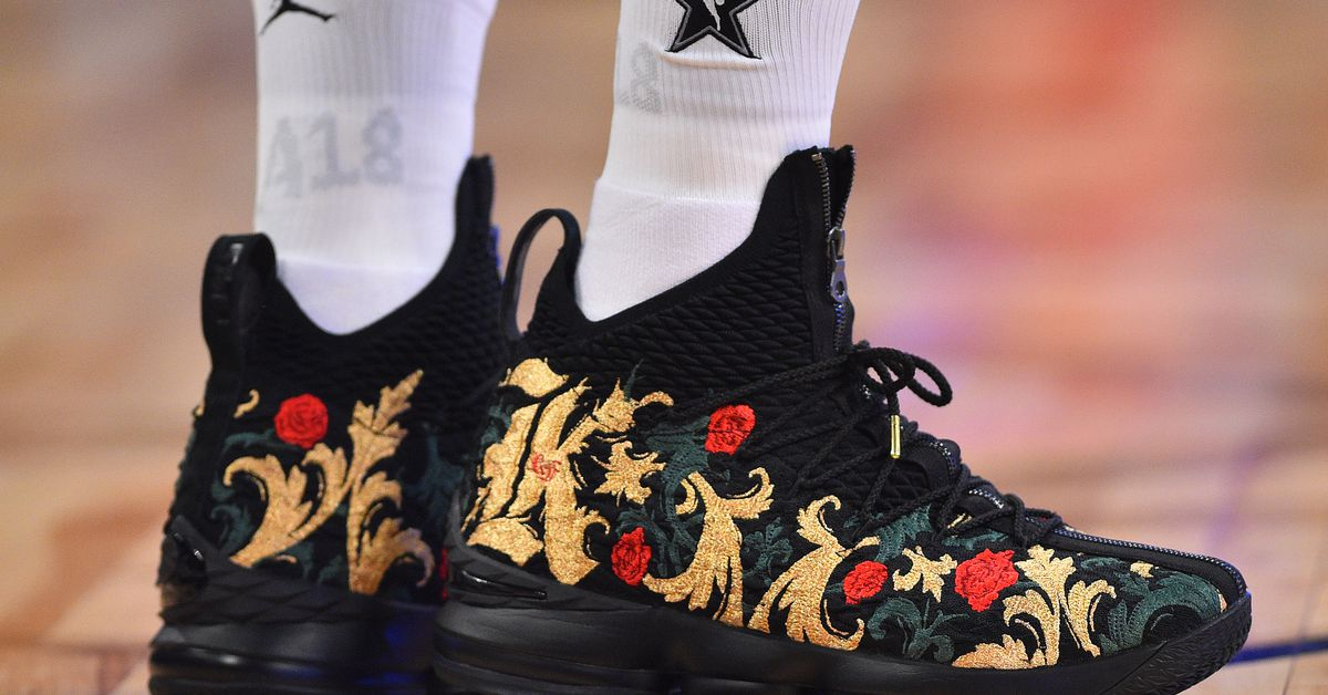 A definitive ranking of the 9 best shoes from NBA All-Star