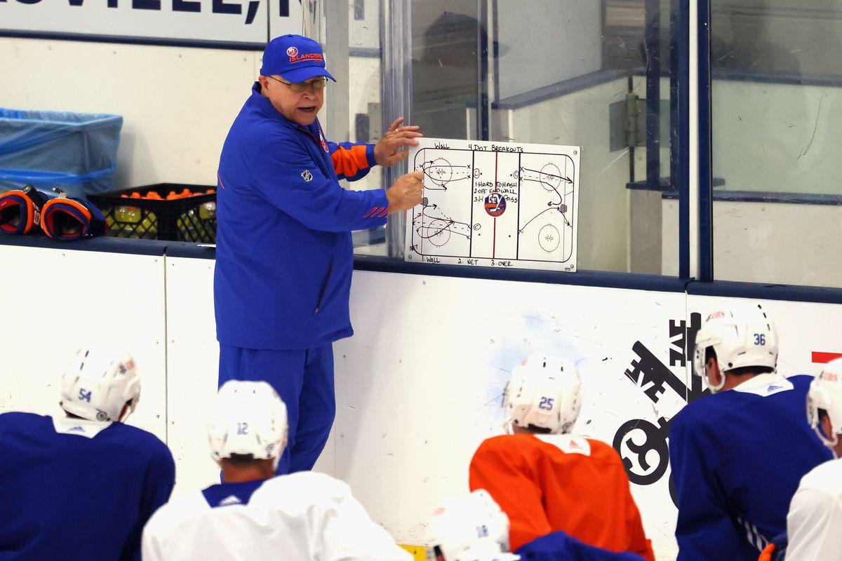 New York Islanders Training Camp