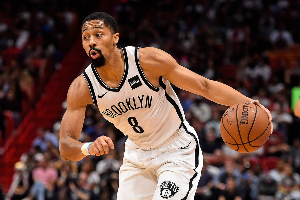 buy popular fb56b 4e596 Nets' Spencer Dinwiddie Extension Shows They're Ready to ...