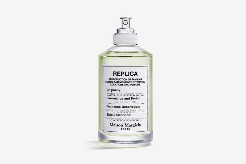 A bottle of perfume