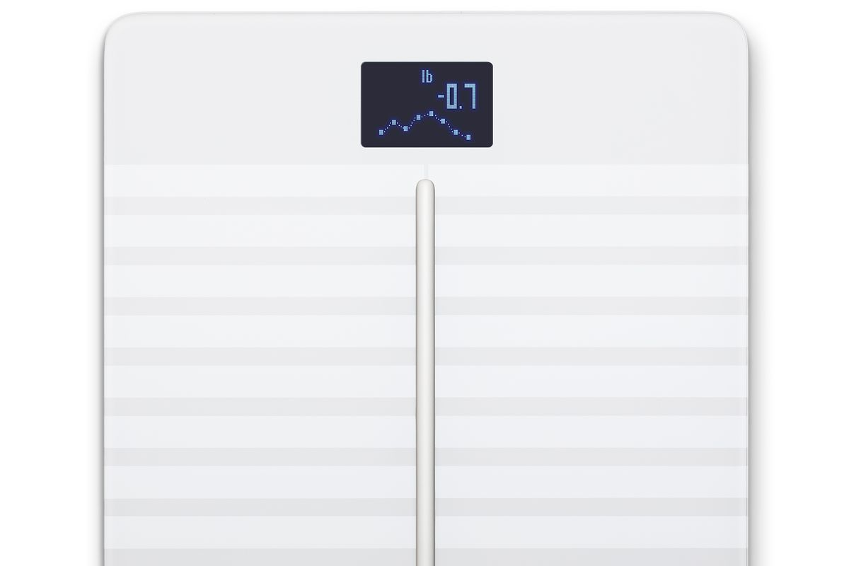 Withings Body Cardio Scale >> Withings S Super Smart Body Cardio Scale Keeps An Eye On Your