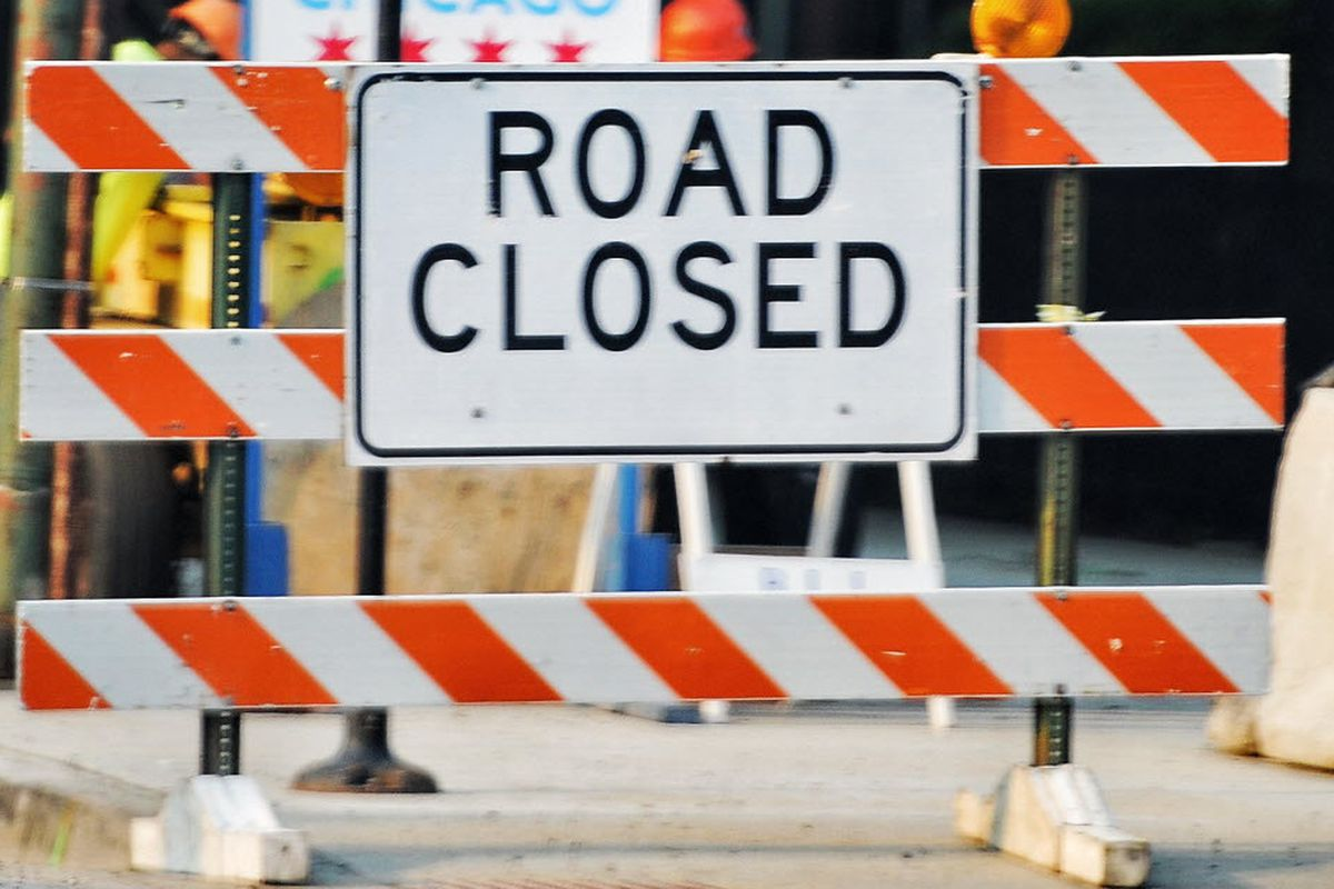 Harrison Street bridge to close Tuesday for repairs, maintenance