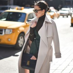 """Anh Sundstrom, <a href=""""http://9to5chic.com/2015/02/new-york-2.html"""">9 to 5 Chic</a>"""