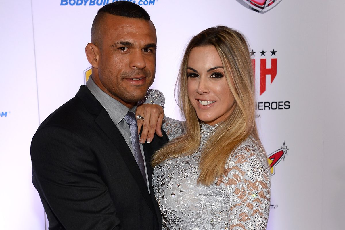 Vitor Belfort S Wife Says They Lost Millions Due To
