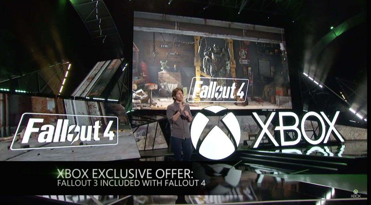 How to get Fallout 3 free on Xbox with Fallout 4, now and