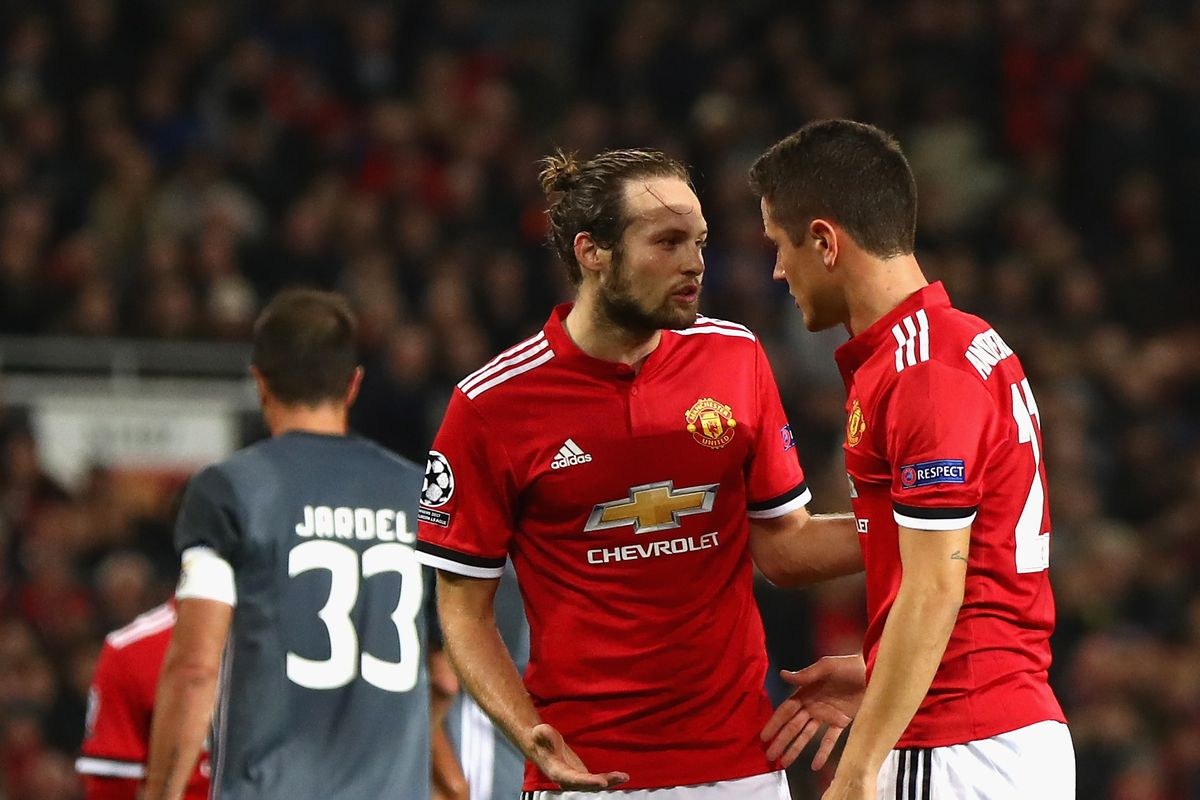 Jose Mourinho defends giving penalty to Daley Blind ahead of