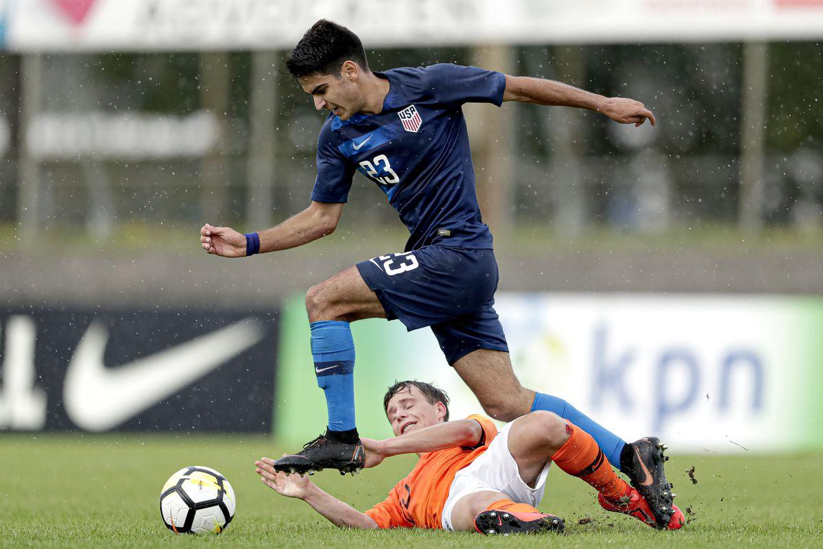 Holland v USA -U18 Men