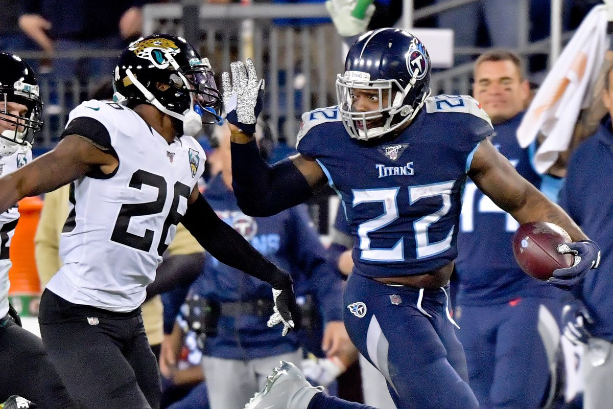 Titans Training Camp Positional Preview Running Backs Music City Miracles