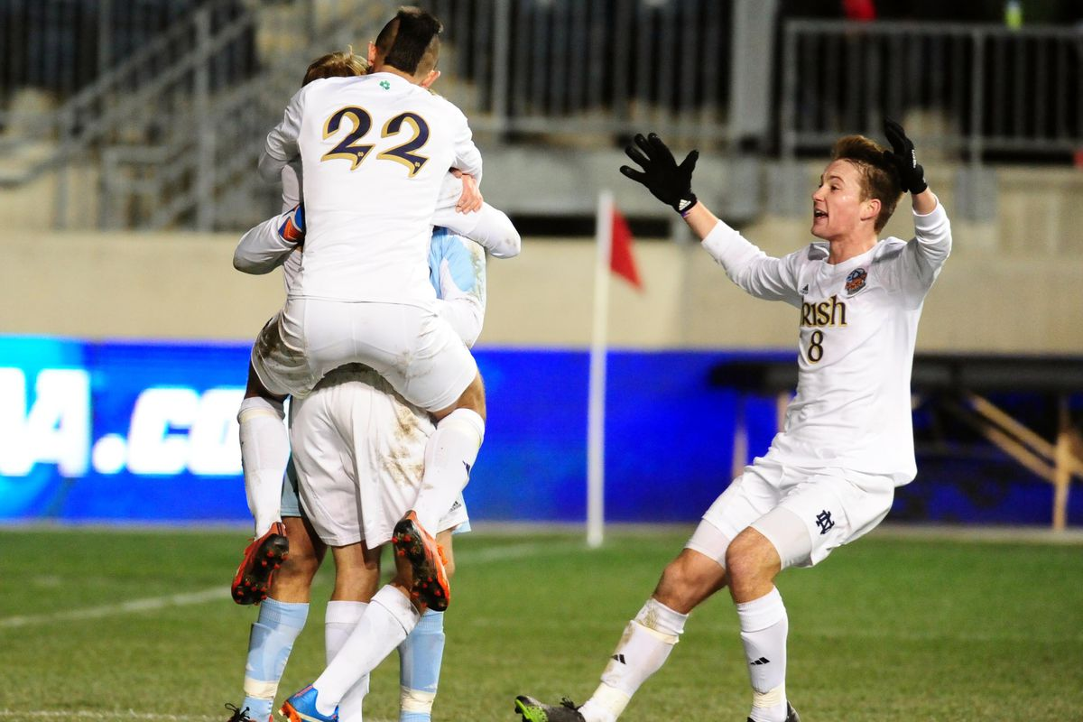These guys? The nation's top-ranked, championship-winning soccer team? They're back.