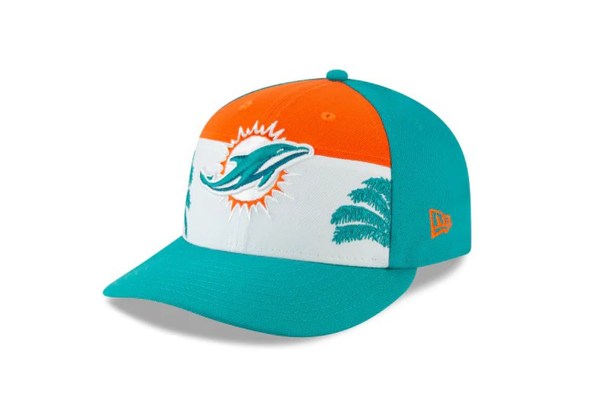 3e8e01b4a Dolphins 2019 NFL Draft hats from New Era - The Phinsider
