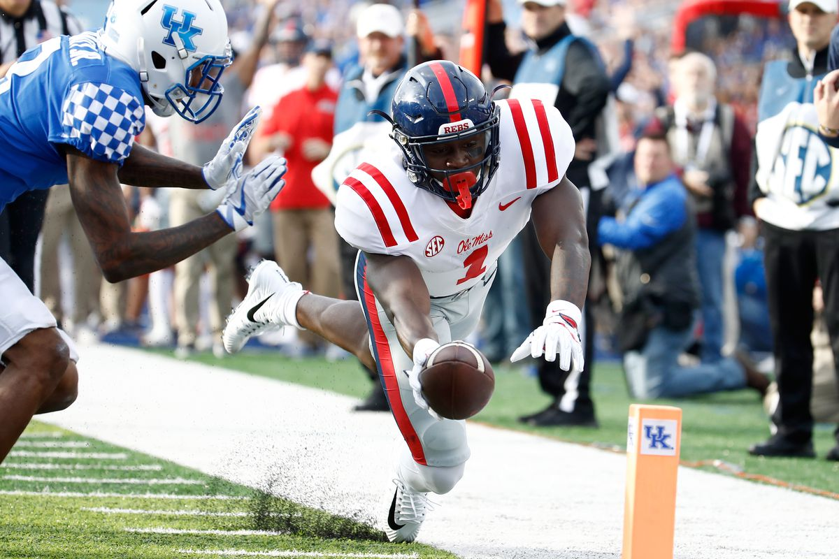 NFL 2nd round mock draft Titans A J  Brown Ole Miss - Music