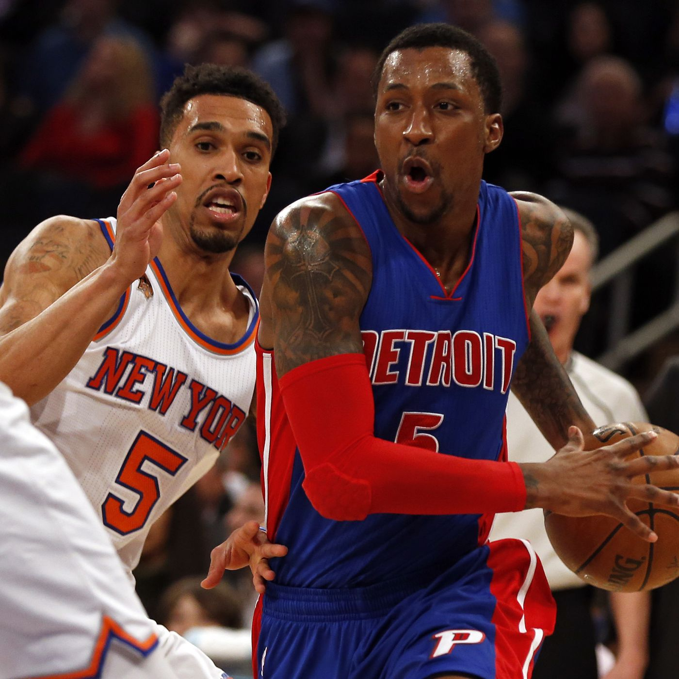 Kentavious Caldwell Pope Agrees To Sign With Lakers For One Year 18 Million Deal Per Report