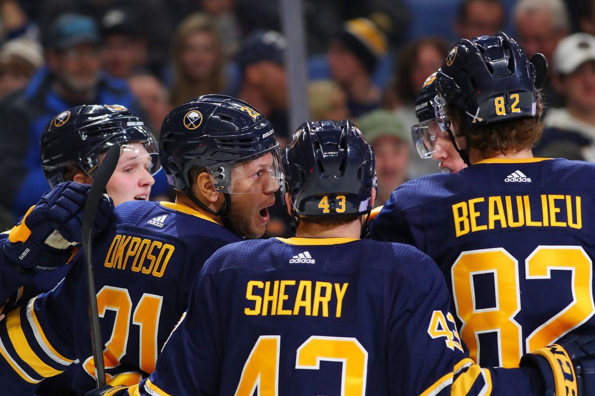 NHL: Tampa Bay Lightning at Buffalo Sabres