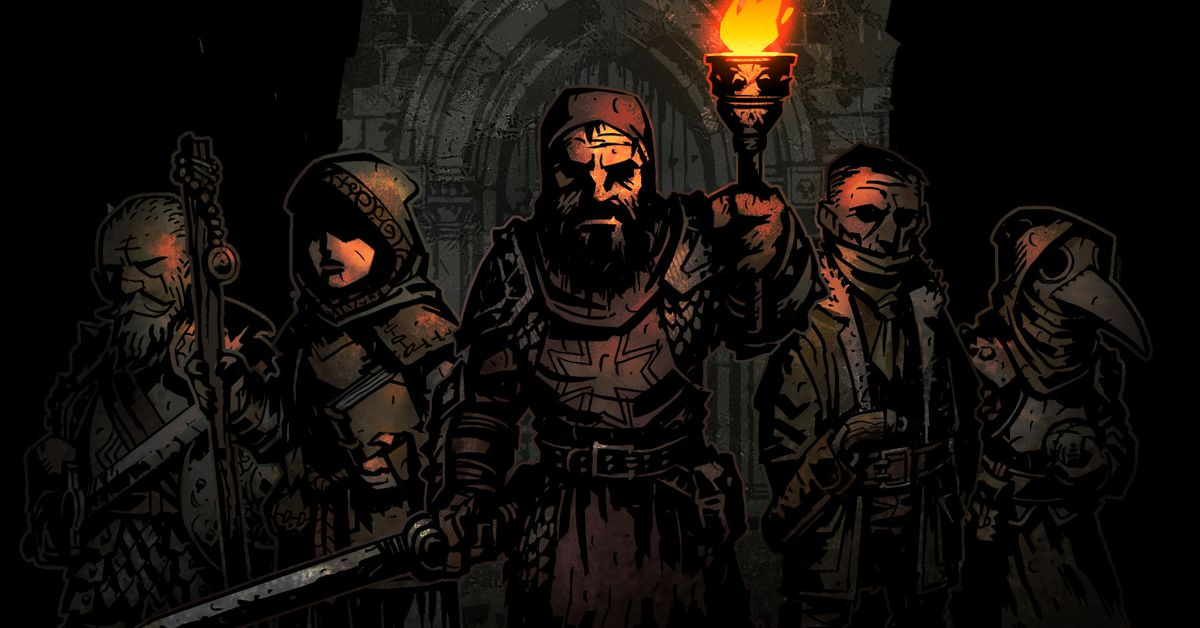 Nintendo Switch eShop adds Darkest Dungeon to the lineup