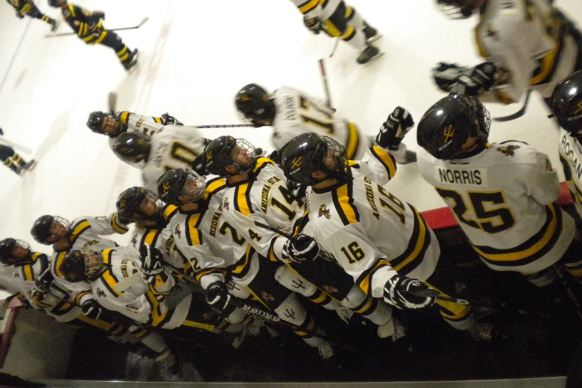 The Ice Devils are primed and ready (Photo: Nick Marek)